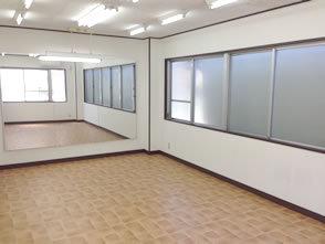 ダンス練習室・貸しスタジオ